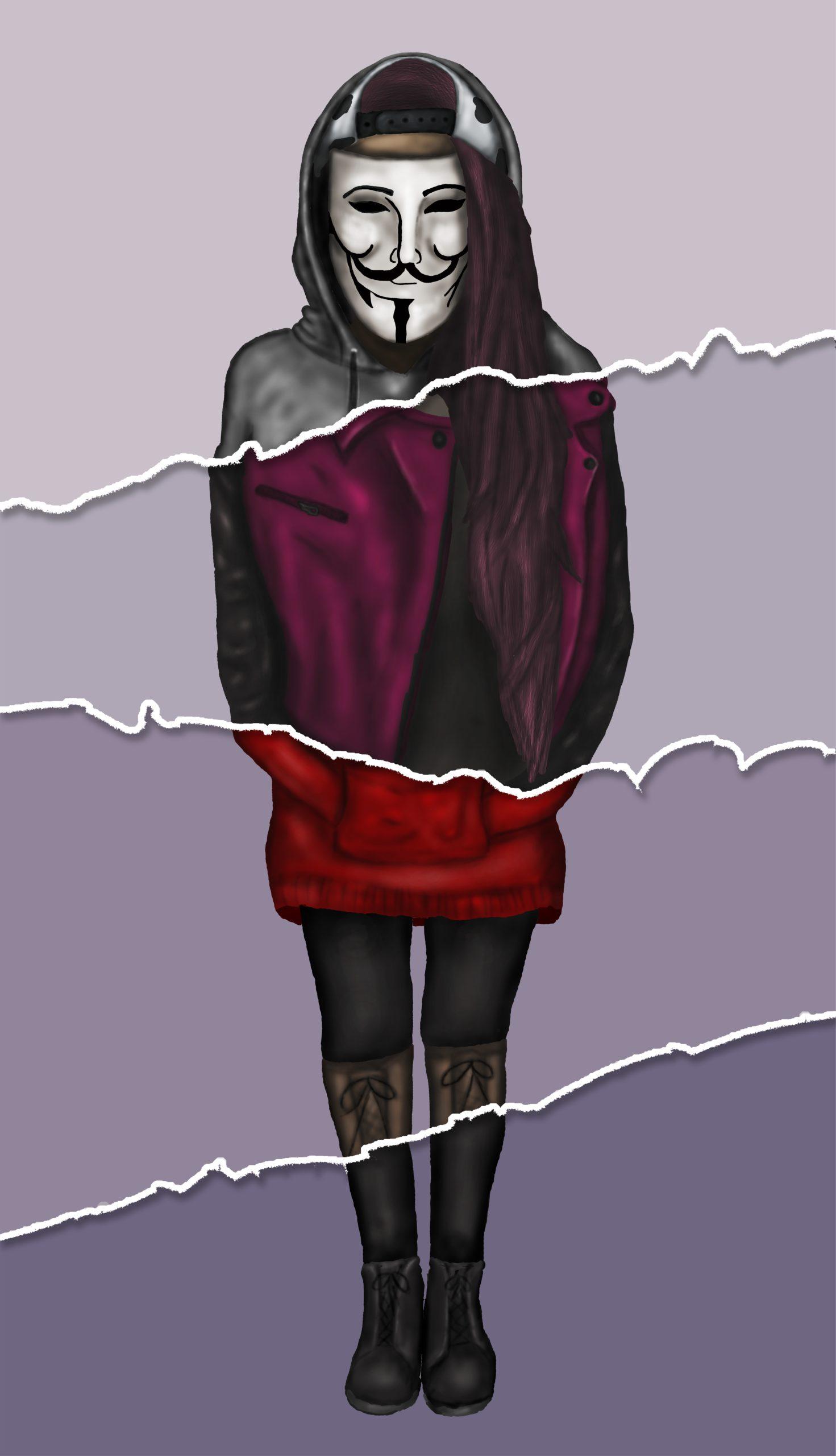Hailey Revolone Self Portrait