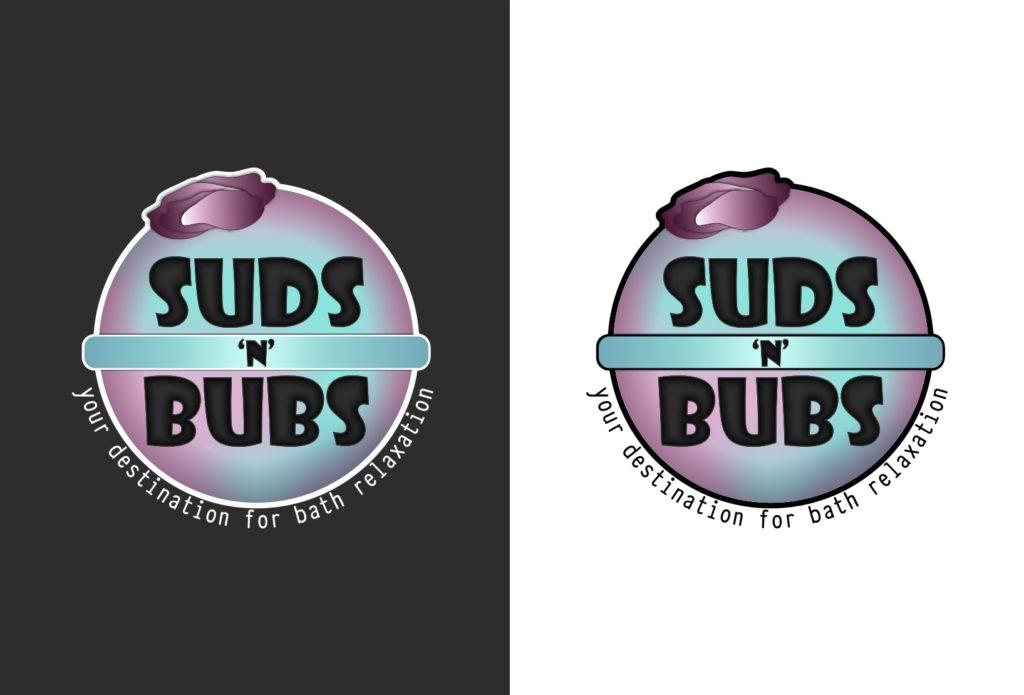 Suds n Bubs Label Decals