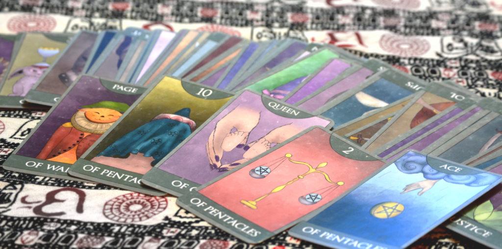Tarot Card Design 1